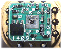 Photodiode built in Amplifier AMPXX-YY
